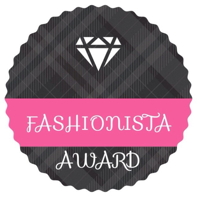 Fashionista Award For Me !!! YAY!!!