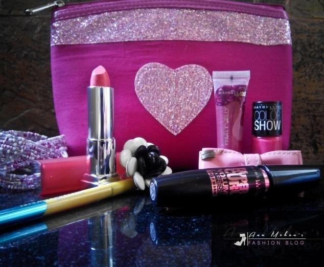 Maybelline Valentine Glam Pack