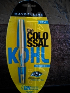 Maybelline Colossal Kohl- Tourquoise