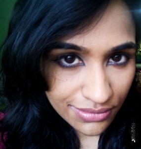 Anu Mohan's Fashion BLog - Maybelline Smoked Silver Kohl