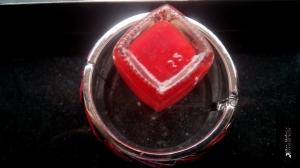 Lakme Siren Red 404