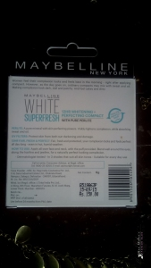Maybelline White Super Fresh- Coral